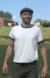 Marcus Whitehead. Lancashire Joiner.